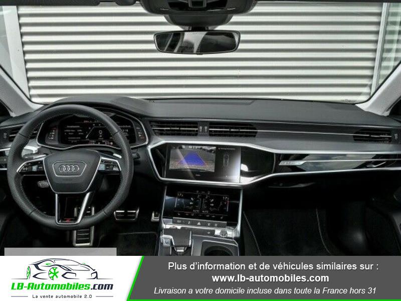 Audi S6 56 TDI 349 ch Quattro Tiptronic 8 Gris occasion à Beaupuy - photo n°2