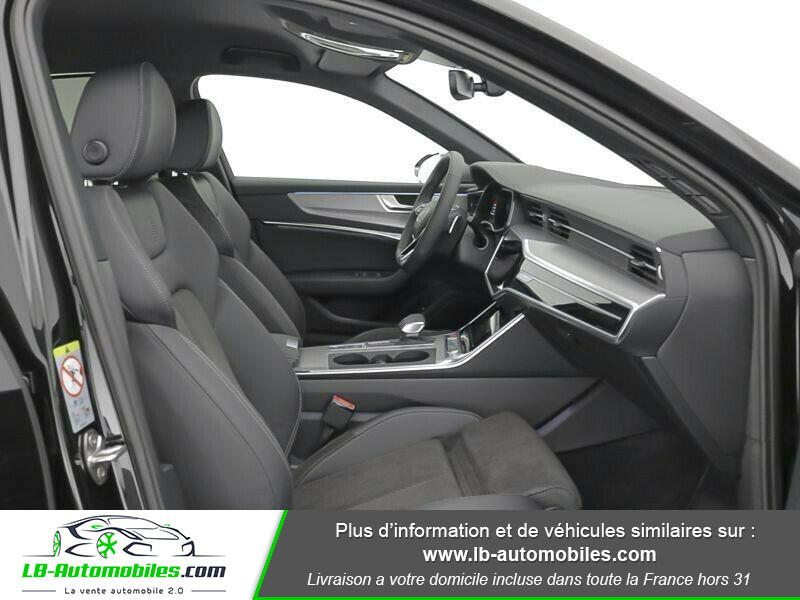 Audi S6 56 TDI 349 ch Quattro Tiptronic 8 Noir occasion à Beaupuy - photo n°10