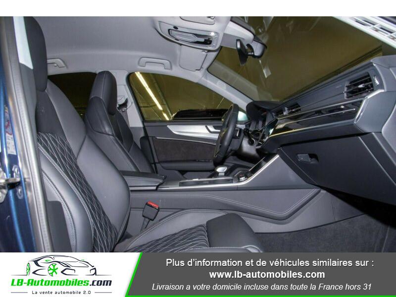 Audi S6 56 TDI 349 ch Quattro Tiptronic 8 Bleu occasion à Beaupuy - photo n°11