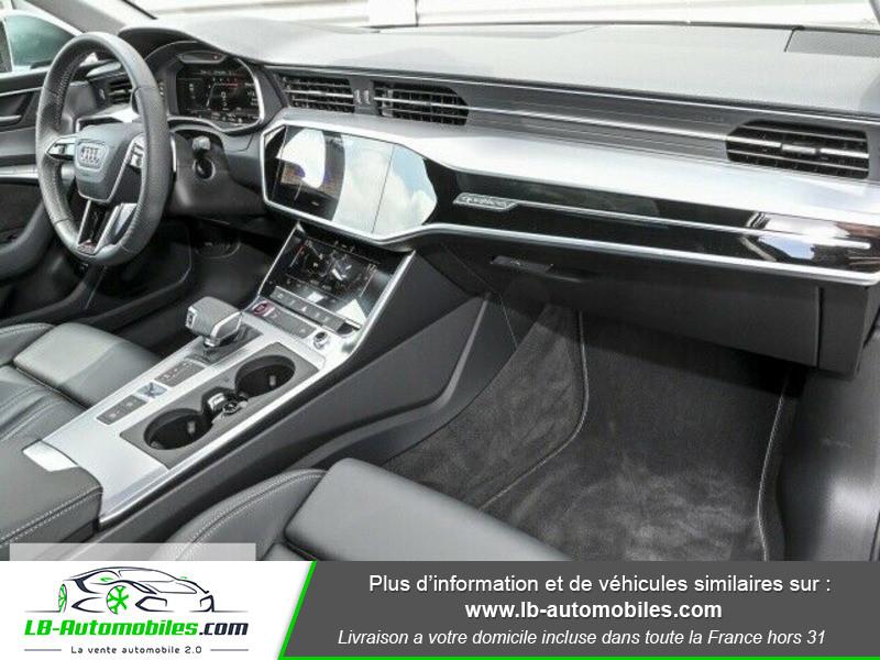 Audi S6 56 TDI 349 ch Quattro Tiptronic 8 Gris occasion à Beaupuy - photo n°9