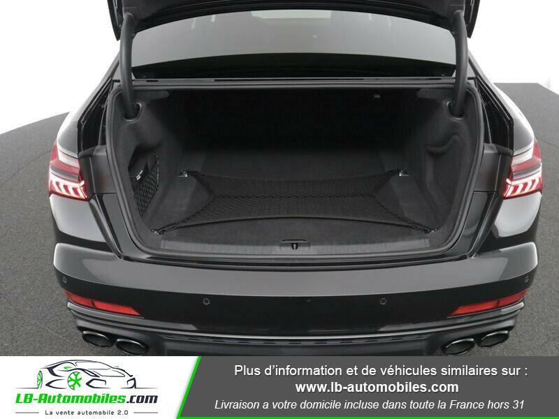 Audi S6 56 TDI 349 ch Quattro Tiptronic 8 Noir occasion à Beaupuy - photo n°5