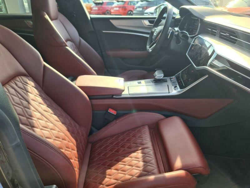 Audi S7 Sportback 3.0 TDI 349CH QUATTRO TIPTRONIC 8 Noir occasion à Villenave-d'Ornon - photo n°6
