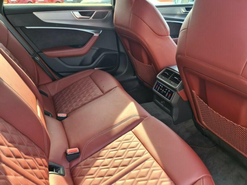Audi S7 Sportback 3.0 TDI 349CH QUATTRO TIPTRONIC 8 Noir occasion à Villenave-d'Ornon - photo n°7