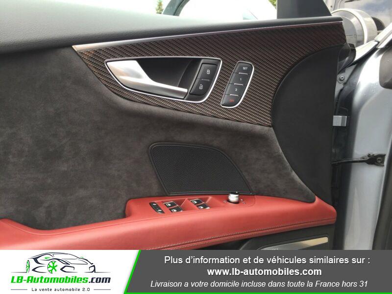 Audi S7 Sportback V8 4.0 TFSI 450 / Quattro S-Tronic 7 Gris occasion à Beaupuy - photo n°4