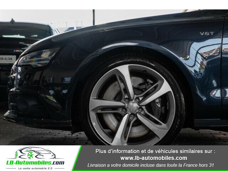 Audi S7 Sportback V8 4.0 TFSI 450 / Quattro S-Tronic 7 Bleu occasion à Beaupuy - photo n°16