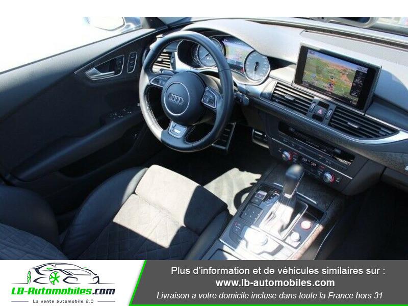 Audi S7 Sportback V8 4.0 TFSI 450 / Quattro S-Tronic 7 Noir occasion à Beaupuy - photo n°9