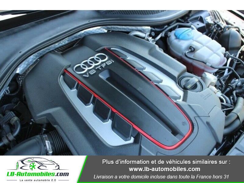Audi S7 Sportback V8 4.0 TFSI 450 / Quattro S-Tronic 7 Noir occasion à Beaupuy - photo n°19