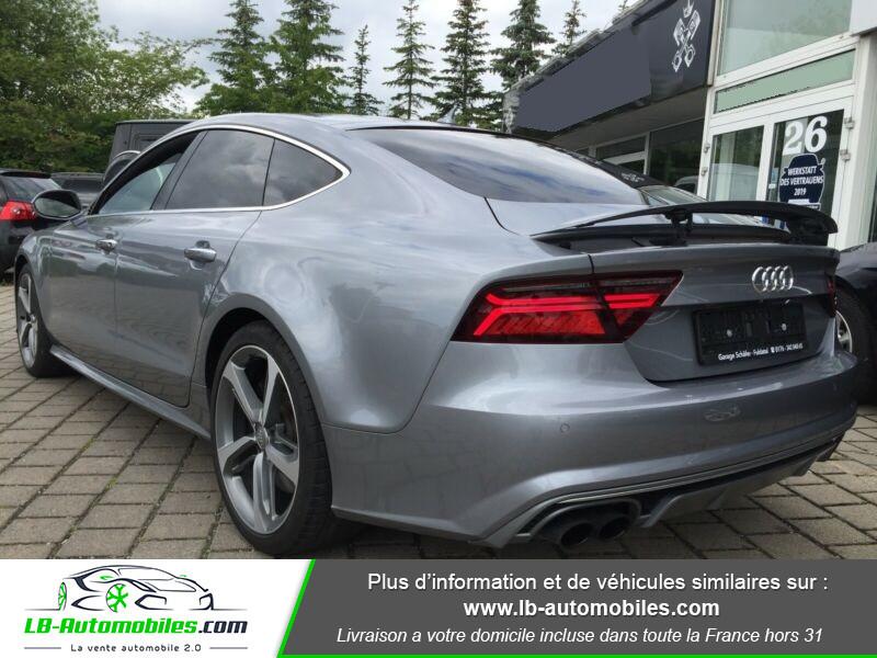 Audi S7 Sportback V8 4.0 TFSI 450 / Quattro S-Tronic 7 Gris occasion à Beaupuy - photo n°11