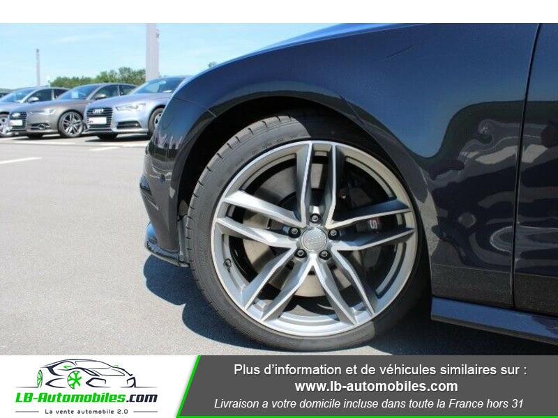 Audi S7 Sportback V8 4.0 TFSI 450 / Quattro S-Tronic 7 Noir occasion à Beaupuy - photo n°17