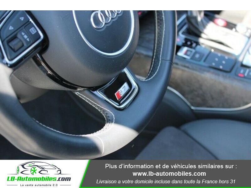 Audi S7 Sportback V8 4.0 TFSI 450 / Quattro S-Tronic 7 Noir occasion à Beaupuy - photo n°13