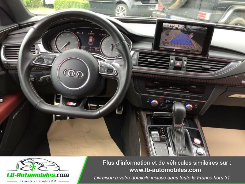 Audi S7 Sportback V8 4.0 TFSI 450 / Quattro S-Tronic 7 Gris occasion à Beaupuy - photo n°2