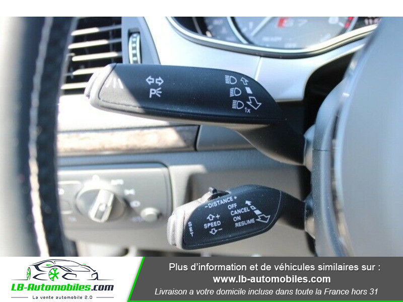 Audi S7 Sportback V8 4.0 TFSI 450 / Quattro S-Tronic 7 Noir occasion à Beaupuy - photo n°15