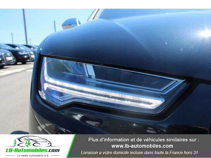 Audi S7 Sportback V8 4.0 TFSI 450 / Quattro S-Tronic 7 Noir occasion à Beaupuy - photo n°7