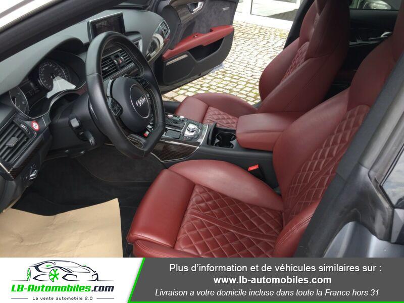 Audi S7 Sportback V8 4.0 TFSI 450 / Quattro S-Tronic 7 Gris occasion à Beaupuy - photo n°8