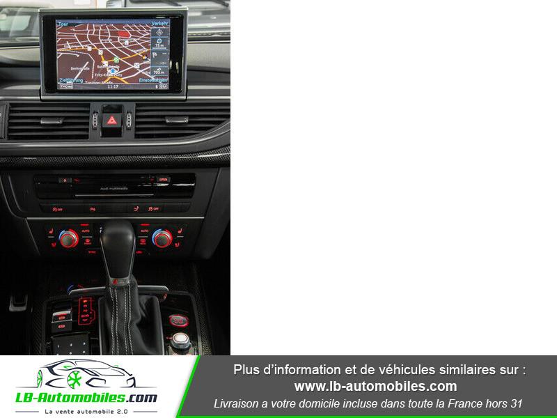 Audi S7 Sportback V8 4.0 TFSI 450 / Quattro S-Tronic 7 Bleu occasion à Beaupuy - photo n°8