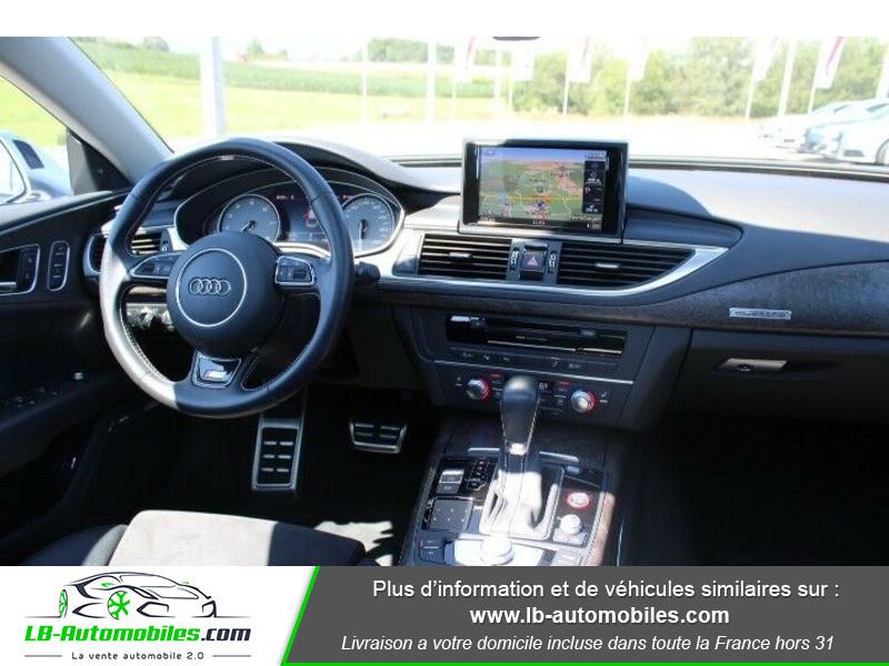 Audi S7 Sportback V8 4.0 TFSI 450 / Quattro S-Tronic 7 Noir occasion à Beaupuy - photo n°8