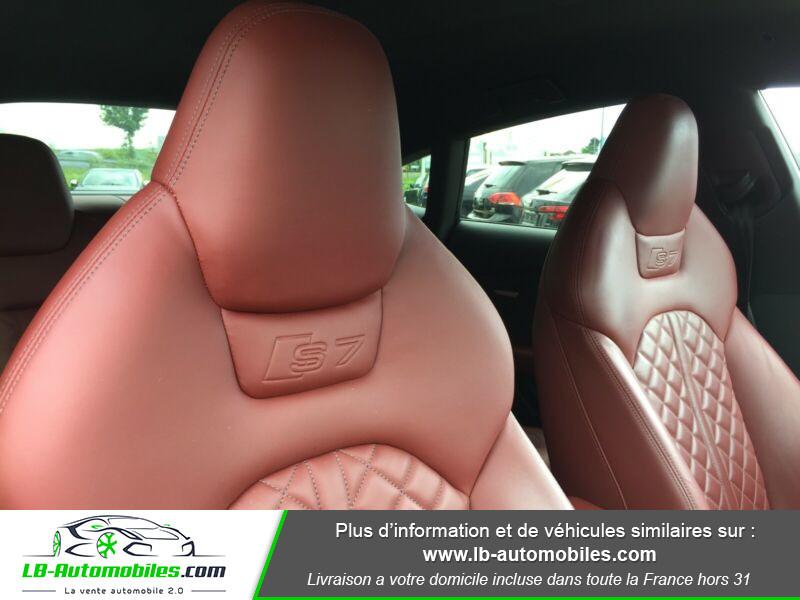 Audi S7 Sportback V8 4.0 TFSI 450 / Quattro S-Tronic 7 Gris occasion à Beaupuy - photo n°7