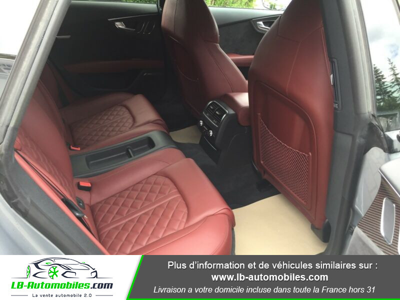 Audi S7 Sportback V8 4.0 TFSI 450 / Quattro S-Tronic 7 Gris occasion à Beaupuy - photo n°6