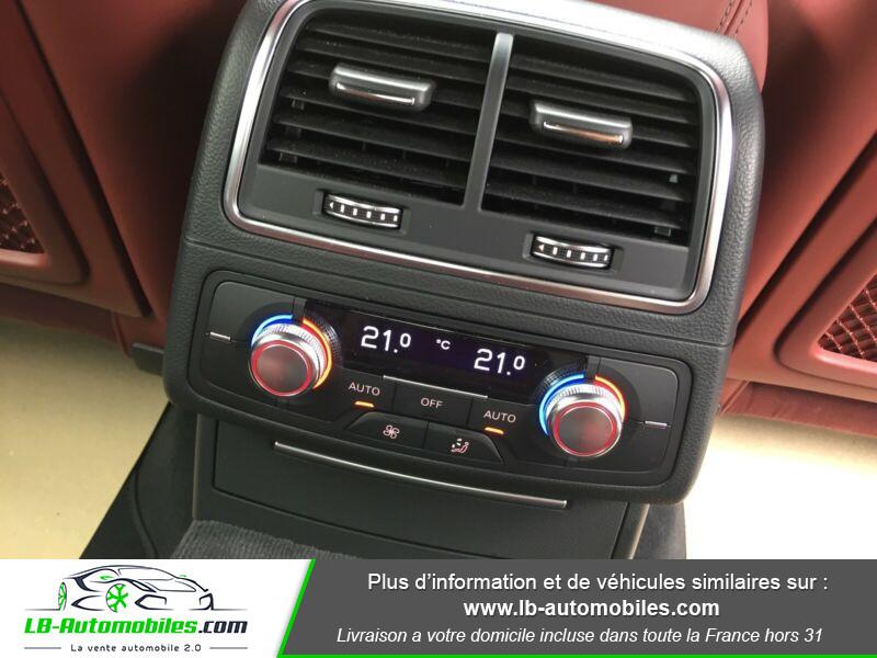 Audi S7 Sportback V8 4.0 TFSI 450 / Quattro S-Tronic 7 Gris occasion à Beaupuy - photo n°5