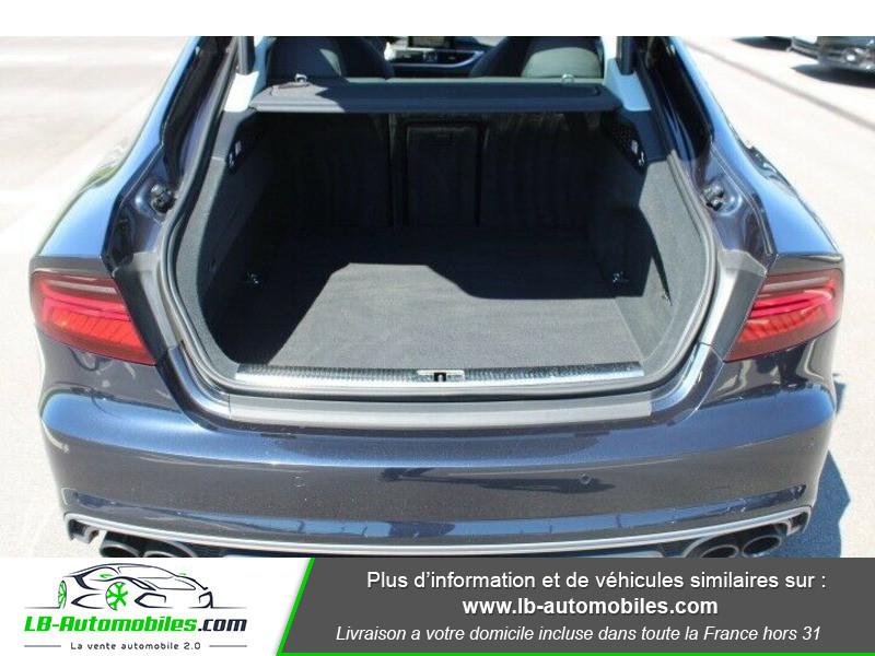 Audi S7 Sportback V8 4.0 TFSI 450 / Quattro S-Tronic 7 Noir occasion à Beaupuy - photo n°18