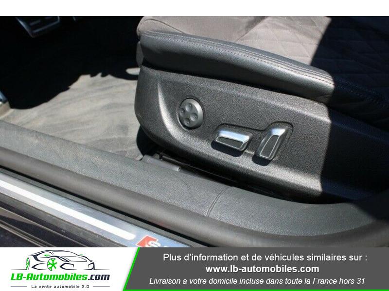 Audi S7 Sportback V8 4.0 TFSI 450 / Quattro S-Tronic 7 Noir occasion à Beaupuy - photo n°10