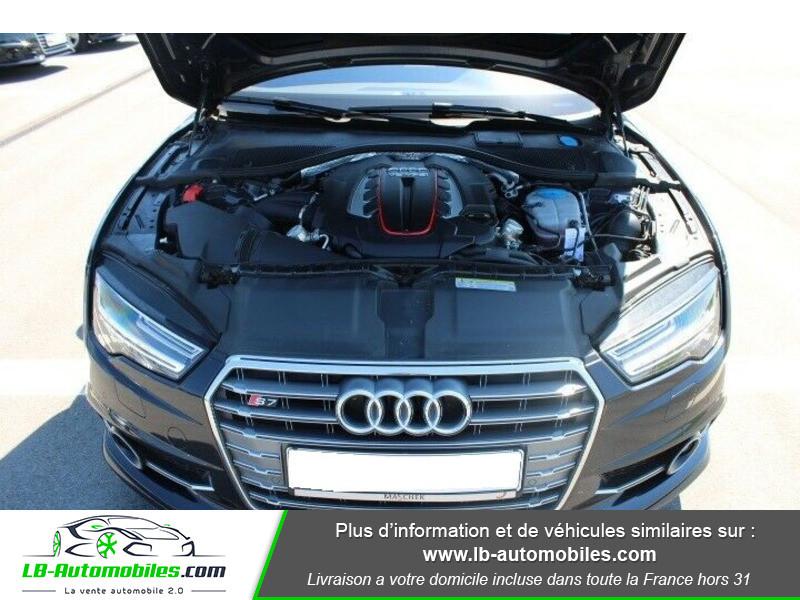 Audi S7 Sportback V8 4.0 TFSI 450 / Quattro S-Tronic 7 Noir occasion à Beaupuy - photo n°20