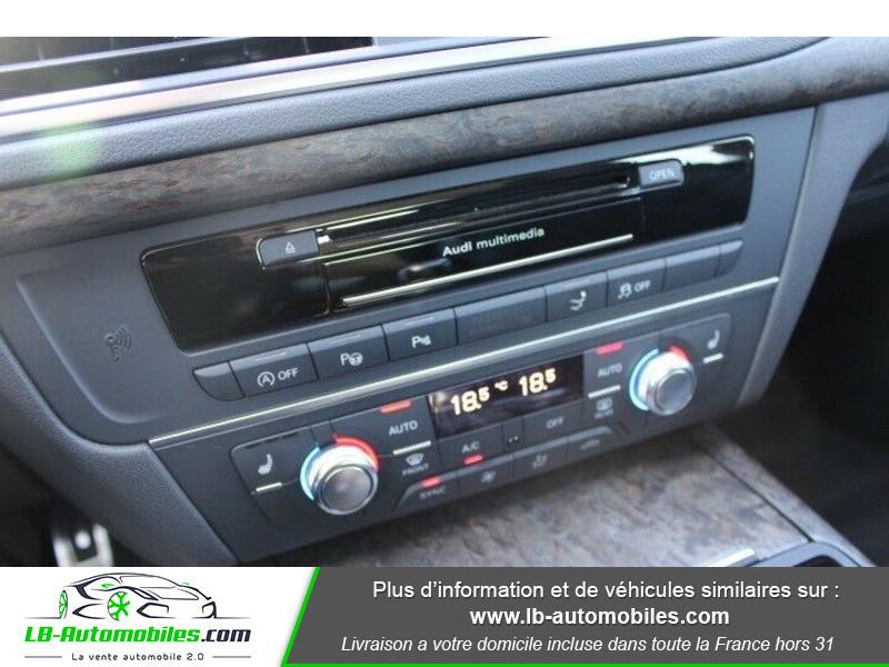 Audi S7 Sportback V8 4.0 TFSI 450 / Quattro S-Tronic 7 Noir occasion à Beaupuy - photo n°16