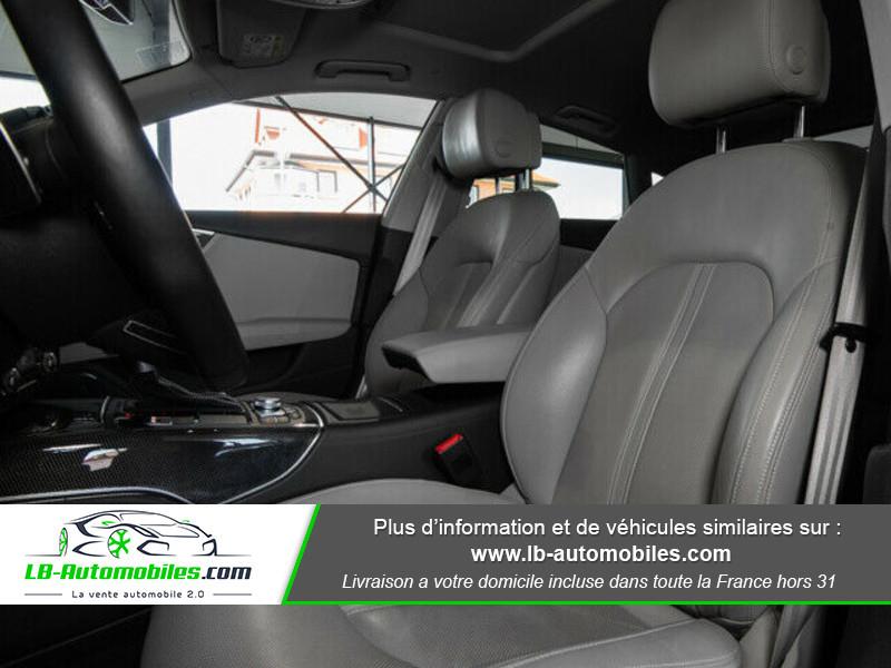 Audi S7 Sportback V8 4.0 TFSI 450 / Quattro S-Tronic 7 Bleu occasion à Beaupuy - photo n°10
