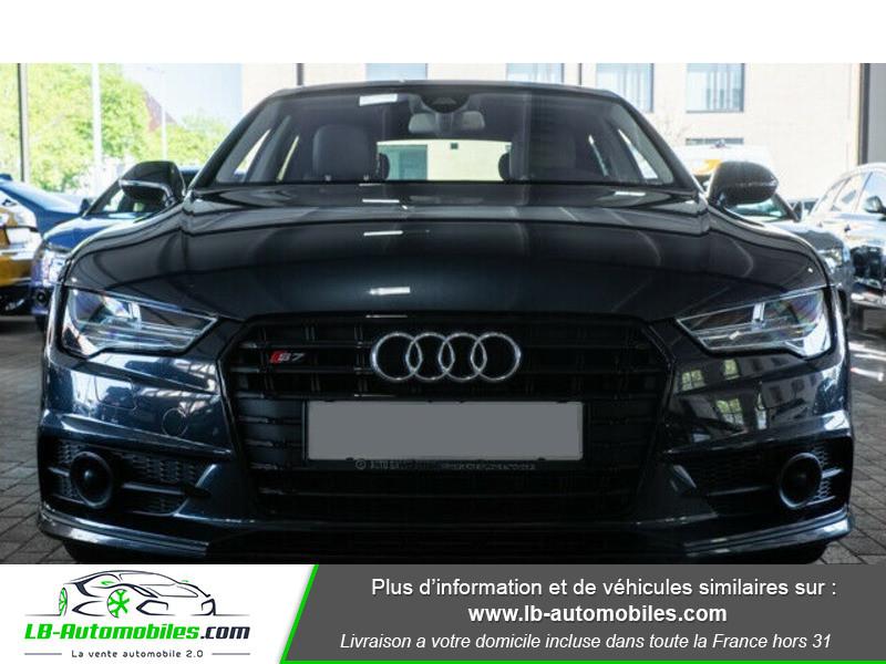 Audi S7 Sportback V8 4.0 TFSI 450 / Quattro S-Tronic 7 Bleu occasion à Beaupuy - photo n°15