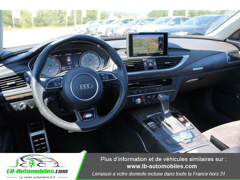 Audi S7 Sportback V8 4.0 TFSI 450 / Quattro S-Tronic 7 Noir occasion à Beaupuy - photo n°2