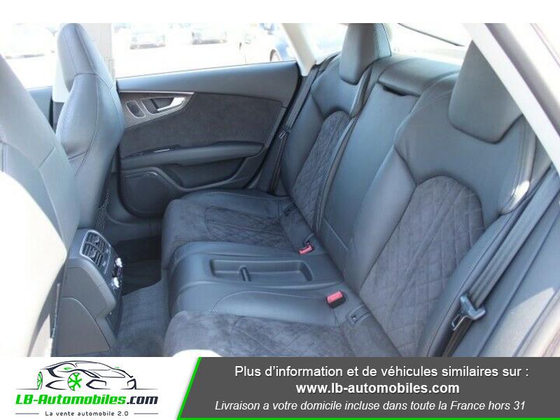 Audi S7 Sportback V8 4.0 TFSI 450 / Quattro S-Tronic 7 Noir occasion à Beaupuy - photo n°6