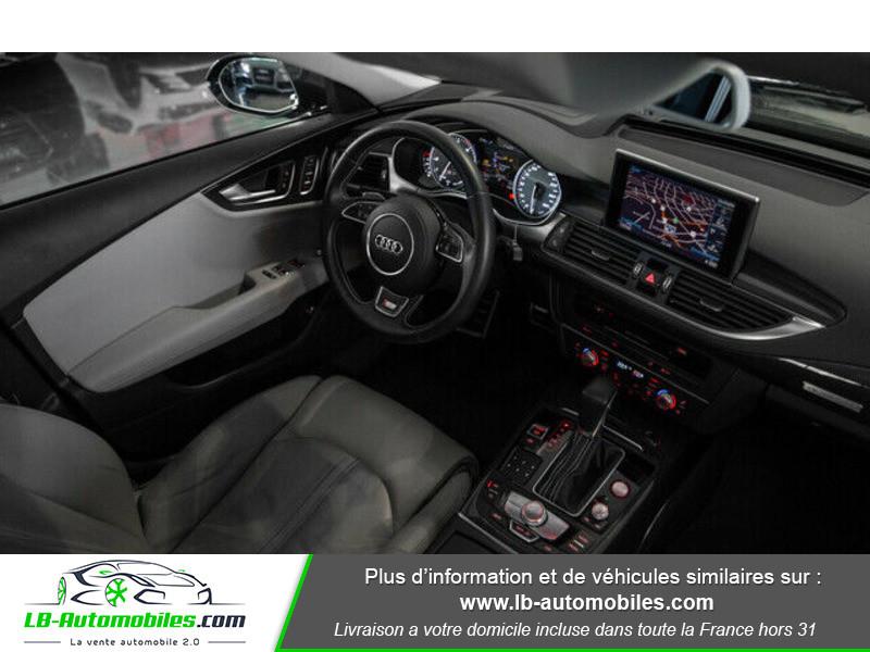 Audi S7 Sportback V8 4.0 TFSI 450 / Quattro S-Tronic 7 Bleu occasion à Beaupuy - photo n°12