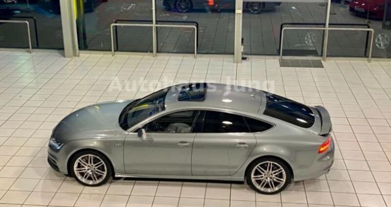 Audi S7 # 4.0 TFSI QUATTRO Gris occasion à Mudaison - photo n°6