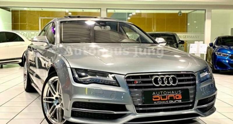 Audi S7 # 4.0 TFSI QUATTRO Gris occasion à Mudaison - photo n°3