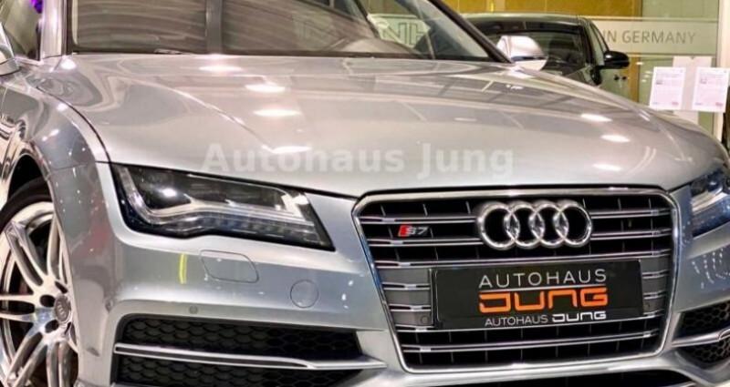 Audi S7 # 4.0 TFSI QUATTRO Gris occasion à Mudaison - photo n°4