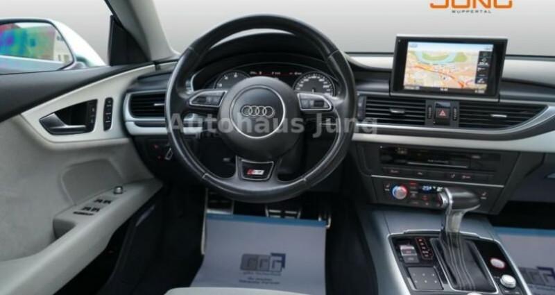 Audi S7 # 4.0 TFSI QUATTRO Gris occasion à Mudaison - photo n°7
