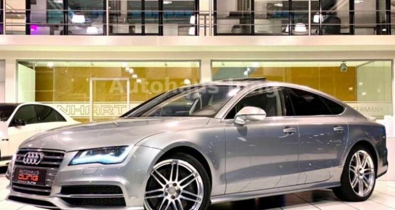 Audi S7 # 4.0 TFSI QUATTRO Gris occasion à Mudaison