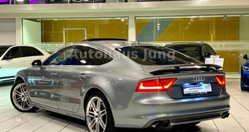Audi S7 # 4.0 TFSI QUATTRO Gris occasion à Mudaison - photo n°2