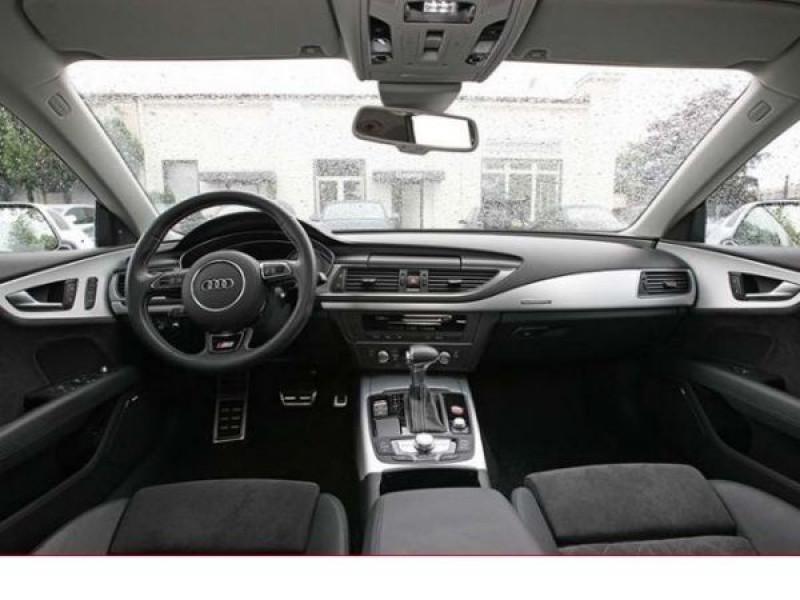 Audi S7 4.0 TFSI 420 CH Bleu occasion à Beaupuy