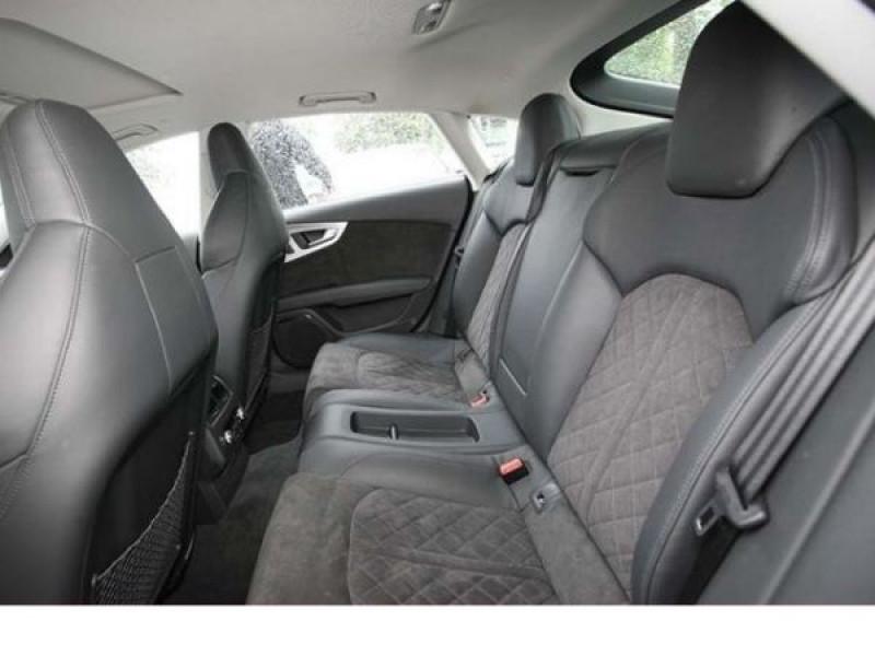 Audi S7 4.0 TFSI 420 CH Bleu occasion à Beaupuy - photo n°5