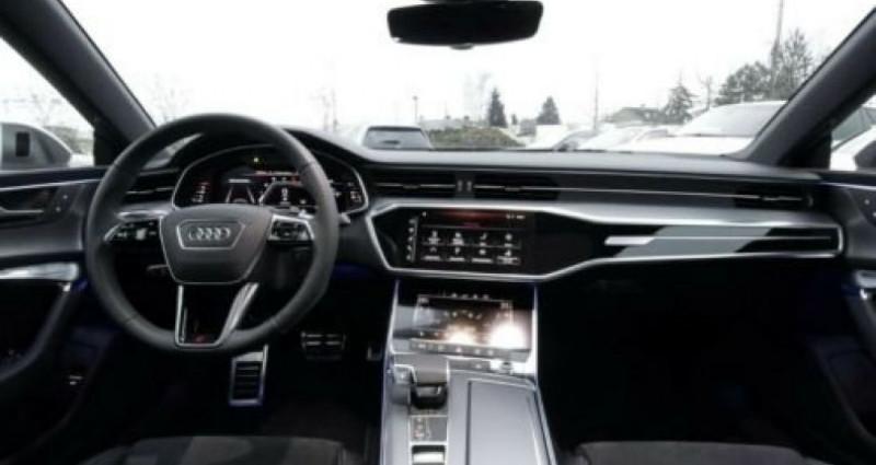 Audi S7 Audi S7 Sportback TDI 24cv 349ch Blanc occasion à Mudaison - photo n°4