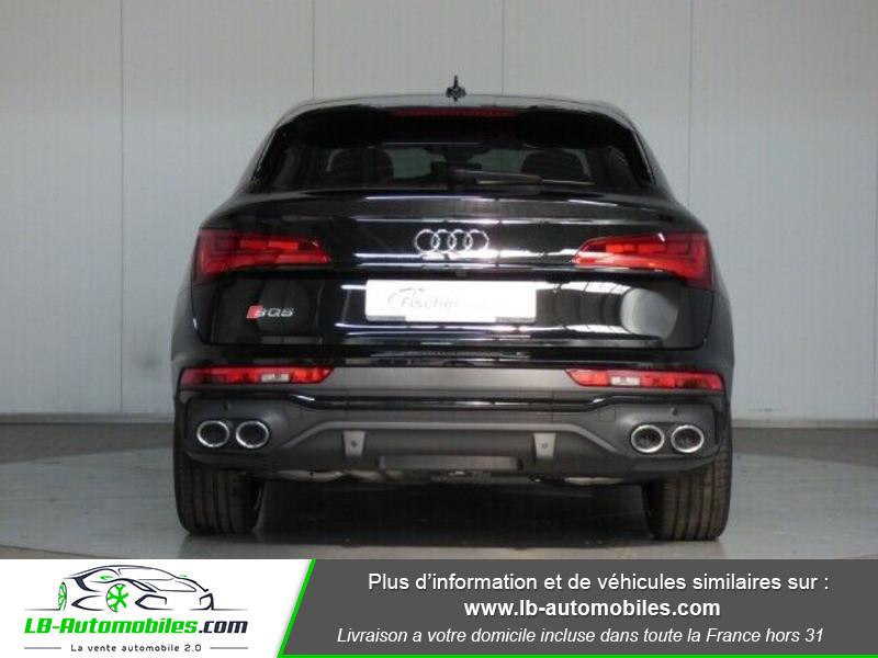 Audi SQ5 Sportback 3.0 V6 TDI 341 Tiptronic 8 Quattro Noir occasion à Beaupuy - photo n°15