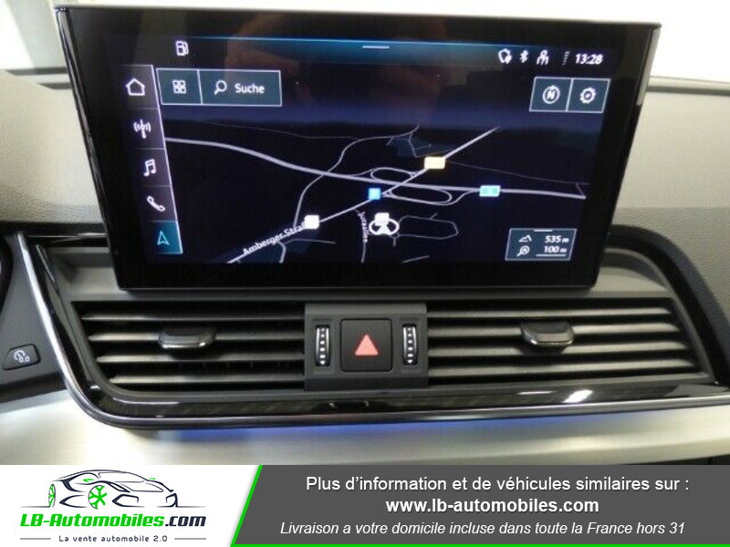Audi SQ5 Sportback 3.0 V6 TDI 341 Tiptronic 8 Quattro Noir occasion à Beaupuy - photo n°9