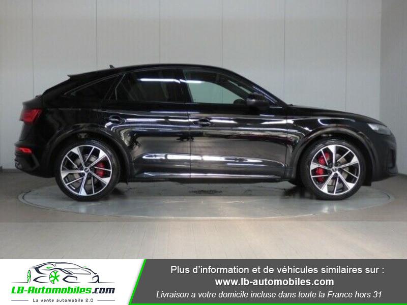 Audi SQ5 Sportback 3.0 V6 TDI 341 Tiptronic 8 Quattro Noir occasion à Beaupuy - photo n°16