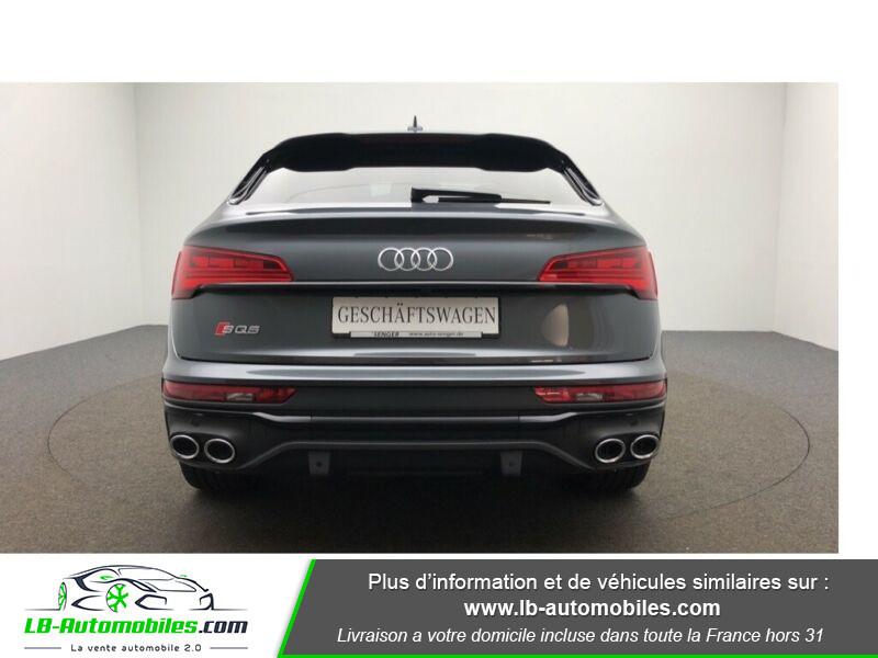 Audi SQ5 Sportback 3.0 V6 TDI 341 Tiptronic 8 Quattro Gris occasion à Beaupuy - photo n°6