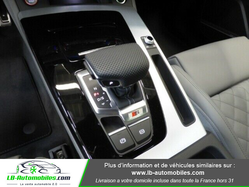 Audi SQ5 Sportback 3.0 V6 TDI 341 Tiptronic 8 Quattro Noir occasion à Beaupuy - photo n°7