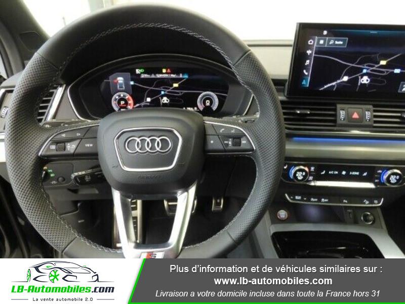 Audi SQ5 Sportback 3.0 V6 TDI 341 Tiptronic 8 Quattro Noir occasion à Beaupuy - photo n°11