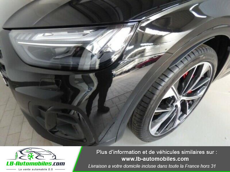 Audi SQ5 Sportback 3.0 V6 TDI 341 Tiptronic 8 Quattro Noir occasion à Beaupuy - photo n°14