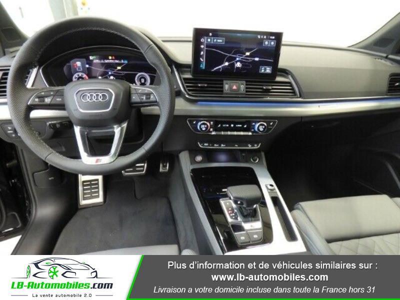 Audi SQ5 Sportback 3.0 V6 TDI 341 Tiptronic 8 Quattro Noir occasion à Beaupuy - photo n°2