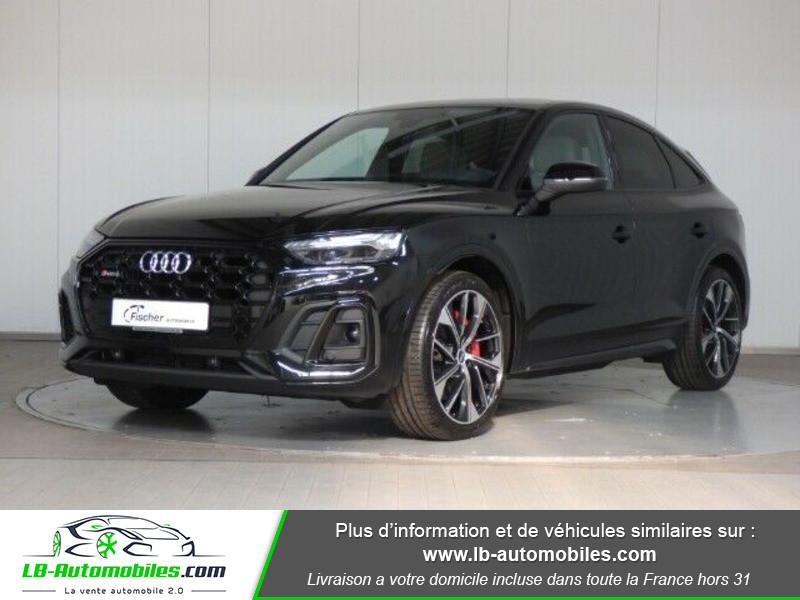 Audi SQ5 Sportback 3.0 V6 TDI 341 Tiptronic 8 Quattro Noir occasion à Beaupuy